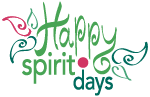 Happy Spirit Days Logo